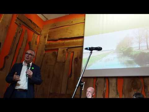 Andreas Kipar, Architetto, Founding Partner e CEO LAND, Curatore paesaggistico