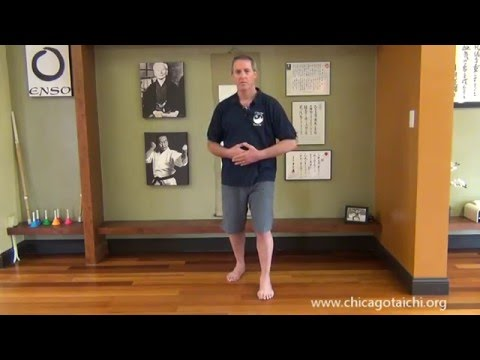 Knee Pain? Tai Chi for Knee Health can help!