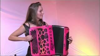 """[accordion] Pamela Souriau """"Le tango du thé dansant"""""""
