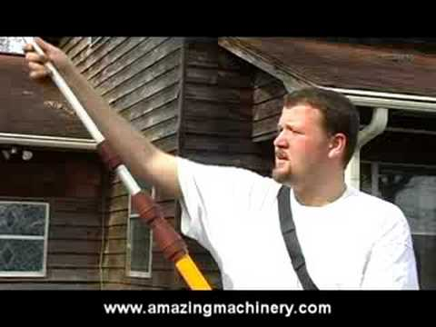 Telescoping Wand Pressure Washer Youtube
