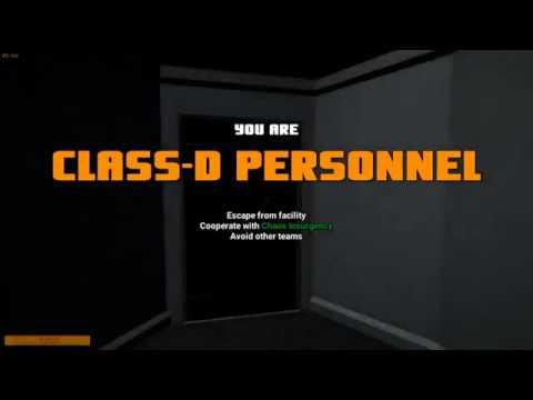 Let's Play SCP: Secret Laboratory #009 (Opened Doors)