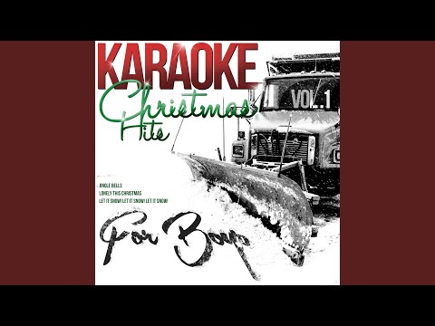 Let It Snow! Let It Snow! Let It Snow! (In The Style Of Michael Buble) (Karaoke Version)