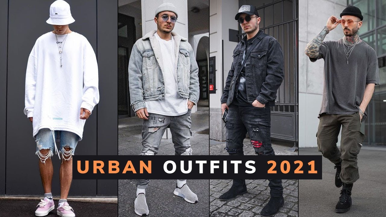 New Urban Outfitters For Men 2021   Urban Outfit Ideas 2021   Men's Fashion 2021
