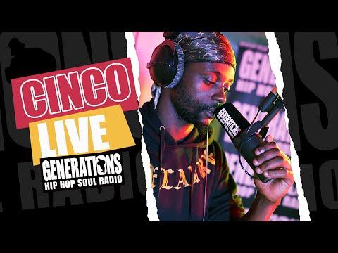 Youtube: Cinco – Namek (Live Generations)