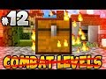 SUPER SKYDROP IN WARZONE CHAOS MODE! | SKYBOUNDS #12 (Minecraft SKYBLOCK SMP Season 3)
