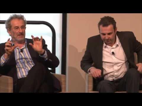 ABC's Jon Faine and 3AW's Justin Smith speak to the Melbourne Press Club
