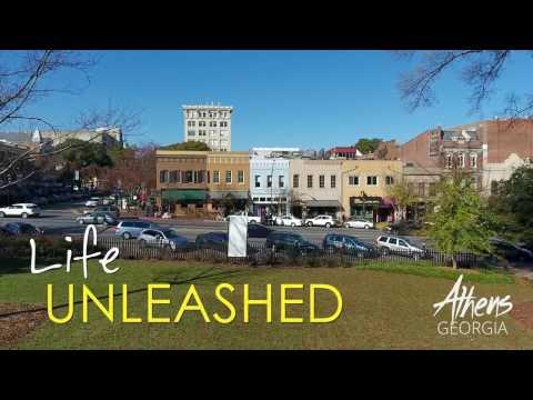 Athens Georgia: Unleash Your Spirit