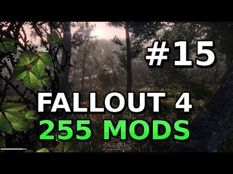 Let's Play Fallout 4 MODDED [Part 15] Danse & Cambridge Police Station