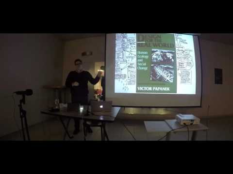 Carl DiSalvo: Social design, design activism, and social innovation