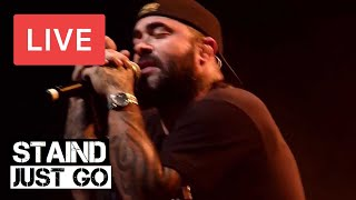 Staind - Just Go Live in [HD] @ HMV Forum, London - 2011