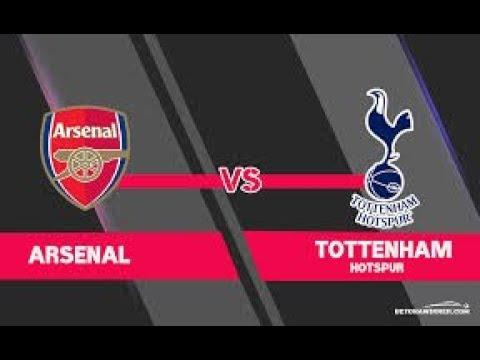 Arsenal 1-2 Tottenham EPL 2/12/2018 Live Stream (Stats & Commentary)