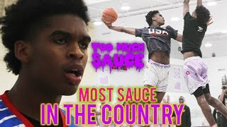 Josh Christopher Has TOO MUCH SAUCE! Next Swaggy P? Brings Out Full Package At PANGOS!