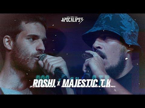 Liga Knock Out Apresenta: Roshi vs Majestic T.K. (Apocalipse 3)