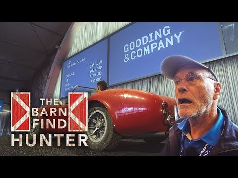 SOLD! Multi-million dollar barn finds cross the block | Barn Find Hunter - Ep. 29