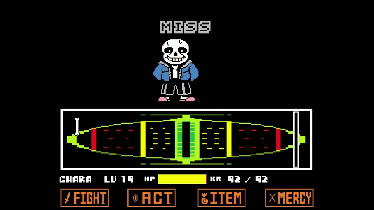 Undertale Sans Fight Colored Sprite Youtube