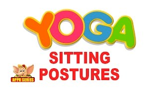 Yoga for Kids - Vol 2 (All Sitting Postures)