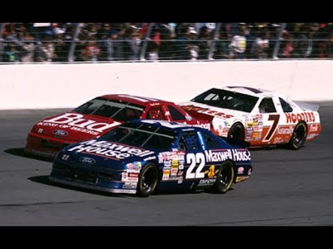 1992 Hooters 500 (RAW SATELLITE FEED)