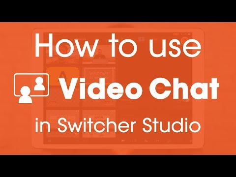 How To Bring In A Live Guest Using Video Chat