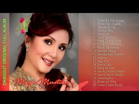 Mega Mustika Full Album Dangdut Kenangan Sepanjang Masa Dangdut Lawas Terpopuler