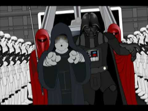 Star Wars Gangsta Rap Chronicles   The REAL Sequel 2009