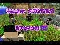 Minecraft PC: Salems Survival! [10] Brains, Rudeness &... Blood?