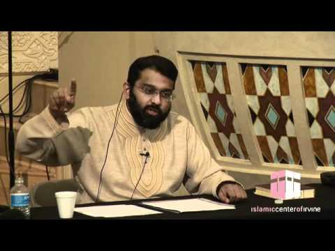 The Power of Dua - Yasir Qadhi