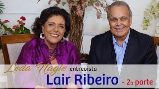 Lair Ribeiro/ Parte 2 : Chocolate amargo de 75% todo dia  diminui pressão