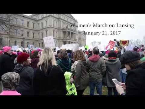 Women's March on Lansing