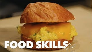 The Perfect Egg Sandwich, According to Alvin Cailan | Food Skills thumbnail