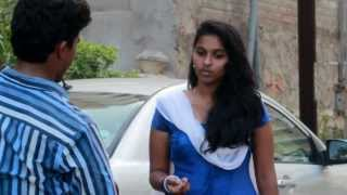 silent love (telugu,english,hindi,etc) short film 2013 by raj.......
