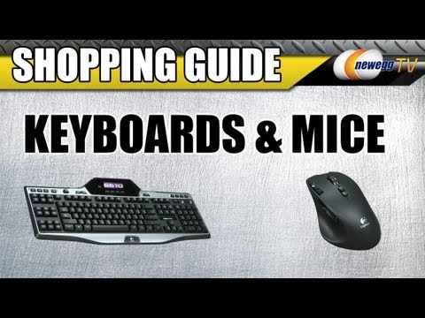 Newegg TV: Keyboards And Mice Store