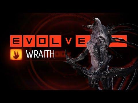 Wraith Full Campaign Playthrough - Evolve