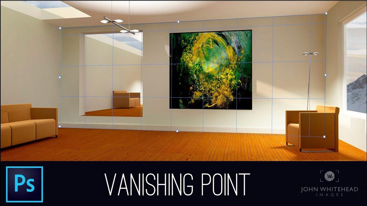 Vanishing Point in Adobe Photoshop CC