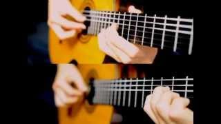 月光(二重奏)Moonlight Duet Fernando Sor Etude Op.35-22