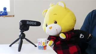 Bear Jokes told by Shiney B and Luxie