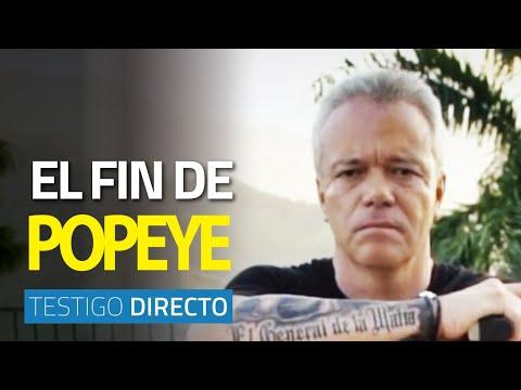 "El fin del general de la mafia, ""Alias Popeye""  - Testigo Directo"