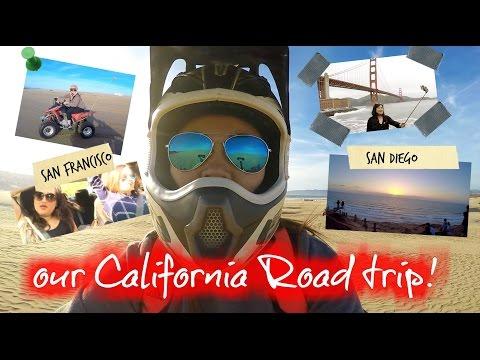 California Road Trip 2016
