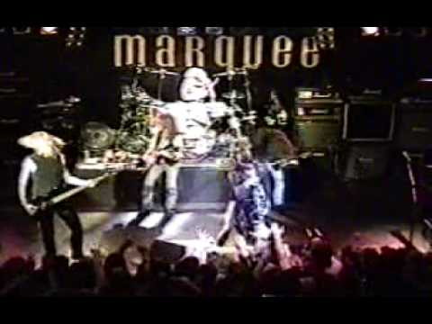 AEROSMITH - F.I.N.E. Live Marquee Club London - 1990