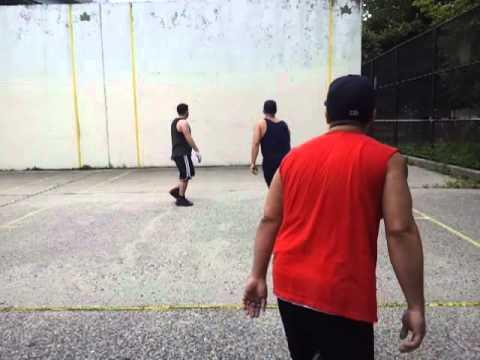 Rodriguez Handball Triangles Papo vs Hiram vs Danny
