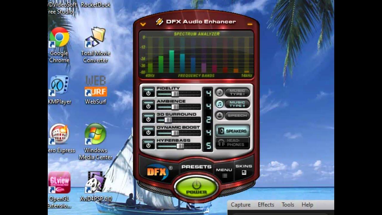 Dfx audio enhancer v 11 102
