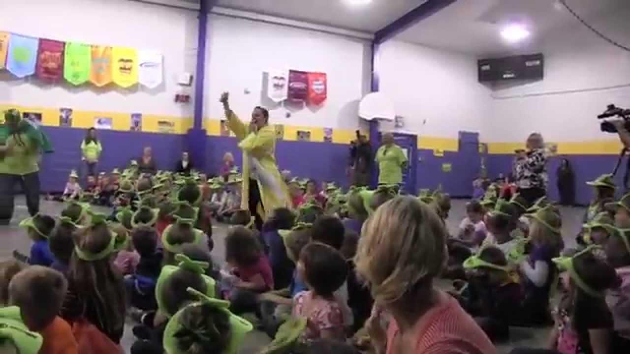 99aef2cde2f4b Don t Bug Me Presentation at Limestone Elementary School - YouTube