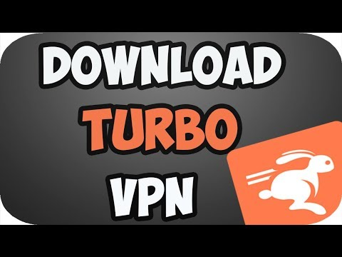 How to Download Turbo Vpn for Pc - YouTube