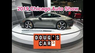 2019 Chicago Auto Show by @dougscars