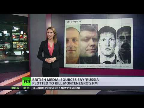 'Russian coup plot claim is an attempt to jumpstart Montenegro's stalled NATO bid' – fmr US diplomat