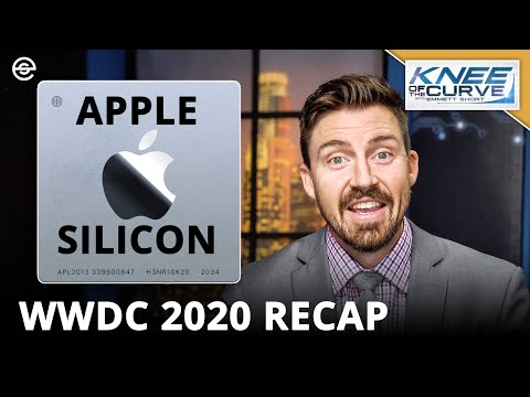 Apple Silicon & WWDC 2020 Recap: Knee Of The Curve with Emmett Short