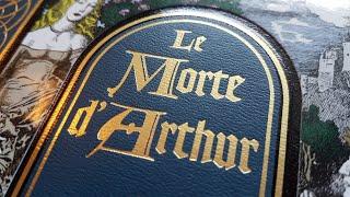 Le Morte d'Arthur - Barnes & Noble Leatherbound review
