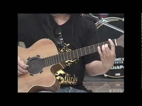Guitar Chord C,Dm,Em,F,G,Am / การจับคอร์ดในคีย์ C