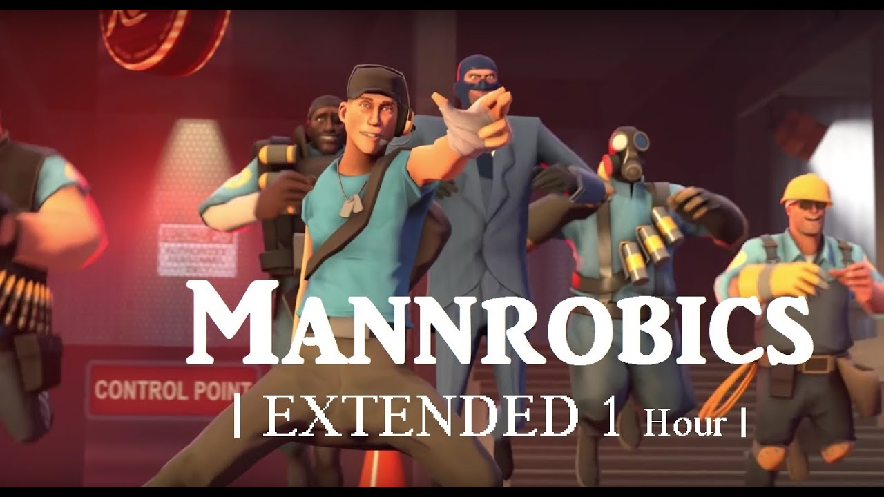 Tf2 Mannrobics Song Related Keywords & Suggestions - Tf2