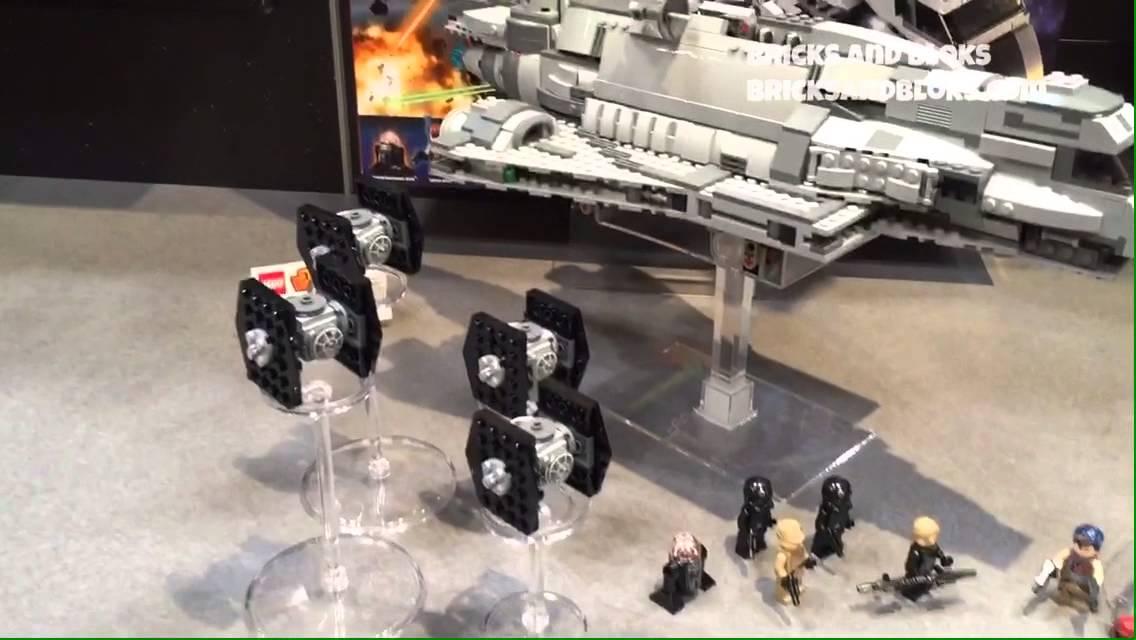 New York Toy Fair 2015: LEGO Star Wars Summer 2015 Sets ...