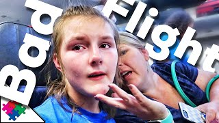 Bad Travel Day - Autism On An Airplane